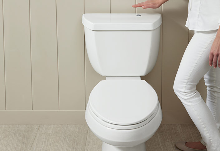 affordable toilet