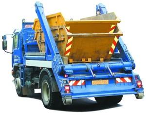 Skip Lorry Rear 03.tif Dig P{hoto GAs Copyright 13/10/03