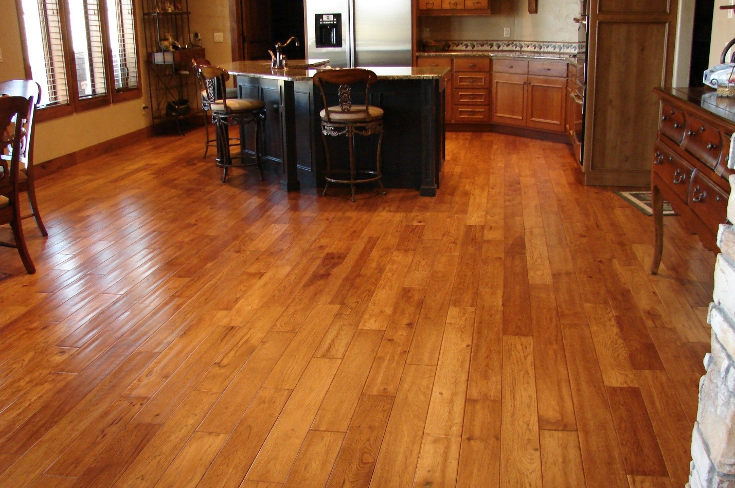 hardwood flooring in NYC