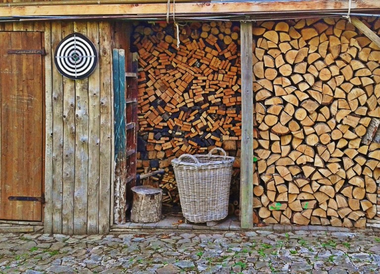 Where To Store Firewood & Start A Firewood Sale Business