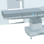 x ray table pads