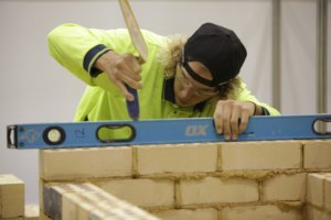Commercial Bricklaying Image