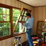 double hung aluminium windows