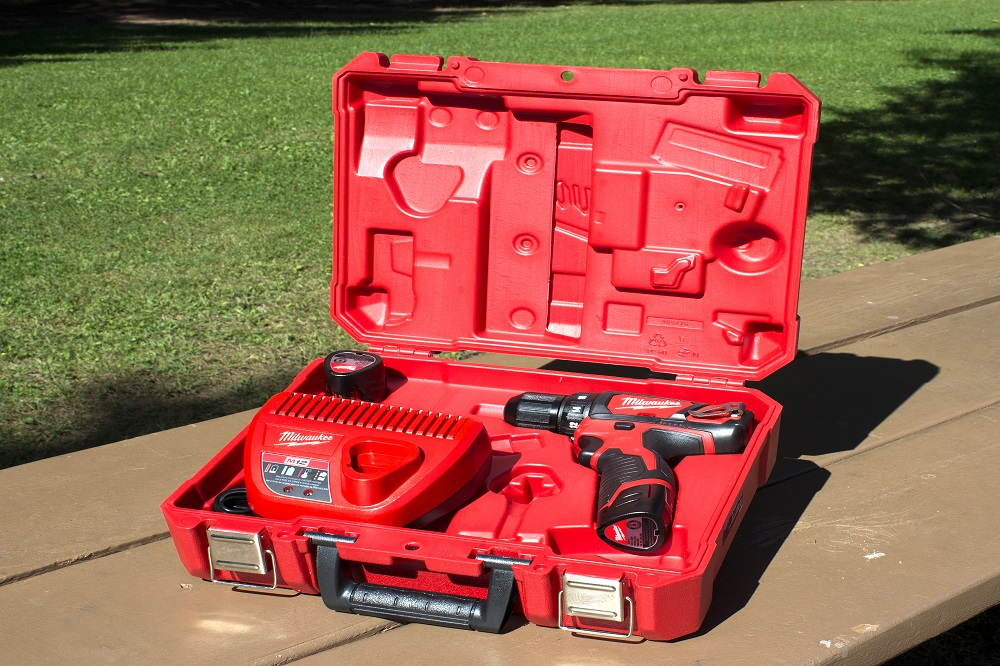 Milwaukee tool kit image