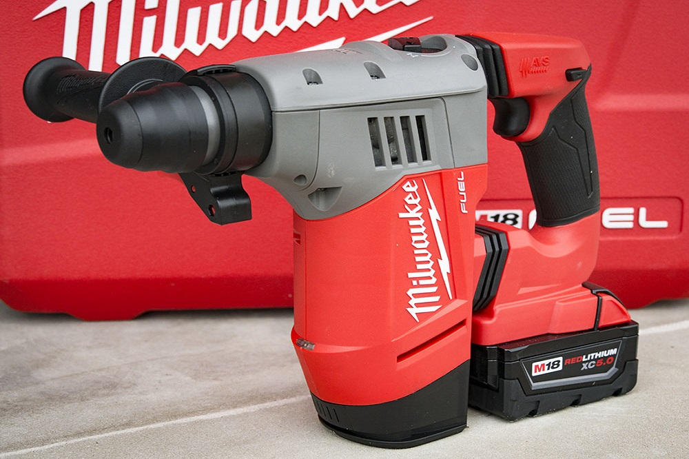 Milwaukee tools driller
