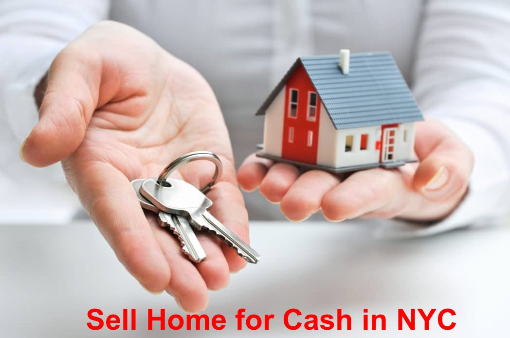 Sell Home for Cash in NYC